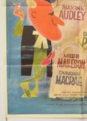A JOLLY BAD FELLOW (Bottom Left) Cinema One Sheet Movie Poster