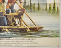 ADVENTURES OF THE WILDERNESS FAMILY (Bottom Right) Cinema Quad Movie Poster