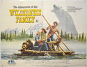 ADVENTURES OF THE WILDERNESS FAMILY Cinema Quad Movie Poster