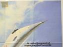 AIRPORT '80... THE CONCORDE (Top Right) Cinema Quad Movie Poster