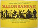 ALLONSONFAN Cinema Quad Movie Poster