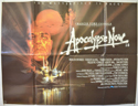 APOCALYPSE NOW Cinema Quad Movie Poster