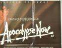 APOCALYPSE NOW (Top Right) Cinema Quad Movie Poster