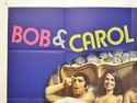 BOB AND CAROL AND TED AND ALICE (Top Left) Cinema Quad Movie Poster