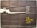 THE BOFORS GUN Cinema Quad Movie Poster