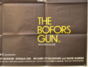 THE BOFORS GUN (Bottom Right) Cinema Quad Movie Poster