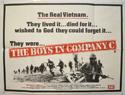 THE BOYS IN COMPANY C Cinema Quad Movie Poster