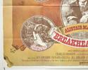 BREAKHEART PASS (Bottom Left) Cinema Quad Movie Poster