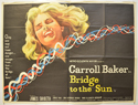 BRIDGE TO THE SUN Cinema Quad Movie Poster