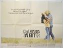 COAL MINER'S DAUGHTER Cinema Quad Movie Poster