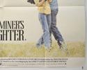 COAL MINER'S DAUGHTER (Bottom Right) Cinema Quad Movie Poster