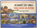 THE DEER HUNTER Cinema Quad Movie Poster