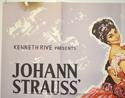 DIE FLEDERMAUS (Top Left) Cinema Quad Movie Poster