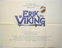 ERIK THE VIKING Cinema Quad Movie Poster