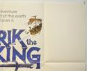 ERIK THE VIKING (Top Right) Cinema Quad Movie Poster