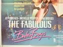 THE FABULOUS BAKER BOYS (Bottom Left) Cinema Quad Movie Poster