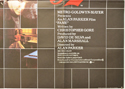 FAME (Bottom Right) Cinema Quad Movie Poster
