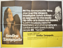 GOODBYE EMMANUELLE Cinema Quad Movie Poster