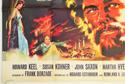 THE BIG FISHERMAN (Bottom Left) Cinema Quad Movie Poster