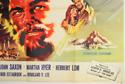THE BIG FISHERMAN (Bottom Right) Cinema Quad Movie Poster