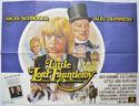 LITTLE LORD FAUNTLEROY Cinema Quad Movie Poster
