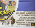 LITTLE LORD FAUNTLEROY (Bottom Right) Cinema Quad Movie Poster