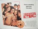 AMERICAN PIE Cinema Quad Movie Poster
