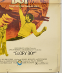 GLORY BOY (Bottom Right) Cinema One Sheet Movie Poster