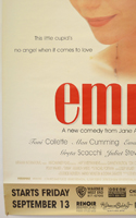 EMMA (Bottom Left) Cinema 4 Sheet Movie Poster