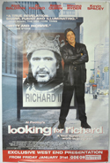 Looking For Richard <p><i> (British 4 Sheet Poster) </i></p>