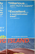 LOVE AND DEATH ON LONG ISLAND (Top Right) Cinema 4 Sheet Movie Poster