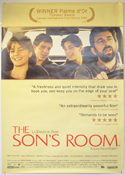 Son's Room (The) <p><i> (British 4 Sheet Poster) </i></p>