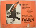 DAMIEN : OMEN II Cinema Quad Movie Poster