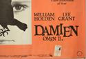 DAMIEN : OMEN II (Bottom Right) Cinema Quad Movie Poster