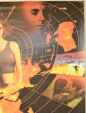 007 : THE WORLD IS NOT ENOUGH (Top Right) Cinema 4 Sheet Movie Poster