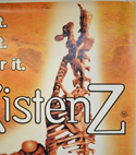 EXISTENZ (Top Right) Cinema 4 Sheet Movie Poster