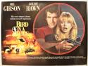 BIRD ON A WIRE Cinema Quad Movie Poster