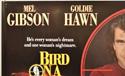 BIRD ON A WIRE (Top Left) Cinema Quad Movie Poster