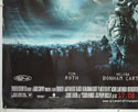 PLANET OF THE APES (Bottom Left) Cinema Quad Movie Poster
