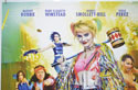 BIRDS OF PREY: AND THE FANTABULOUS EMANCIPATION OF ONE HARLEY QUINN (Top Left) Cinema Quad Movie Poster
