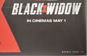 BLACK WIDOW (Bottom Right) Cinema Quad Movie Poster