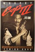 BEVERLY HILLS COP III Cinema One Sheet Movie Poster
