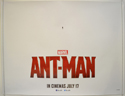 Ant-Man <p><i> (Teaser / Advance Version) </i></p>