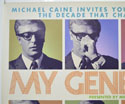 MY GENERATION (Top Left) Cinema Quad Movie Poster
