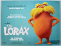 Dr. Seuss' The Lorax <p><i> (Teaser / Advance Version) </i></p>