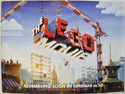 Lego Movie (The) <p><i> (Teaser / Advance Version) </i></p>