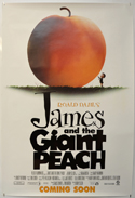 James And The Giant Peach <p><i> (Teaser / Advance Version) </i></p>