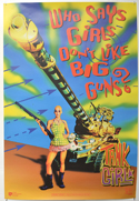 Tank Girl <p><i> (Teaser / Advance Version 2) </i></p>