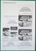 Battle Of Midway - Accessories Sheet