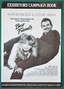 Best Friends -  Press Book - front